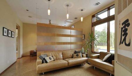 مدل دیوارهای جدا کننده در طراحی دکوراسیون داخلی