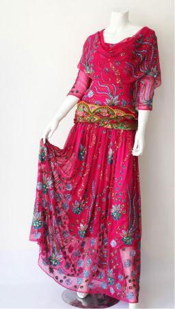 زنان جداب با مدل لباس های کردی