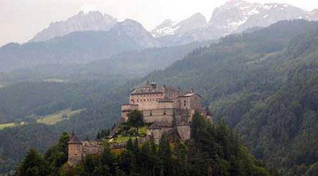 زیباترین قلعه های دنیا (عکس)