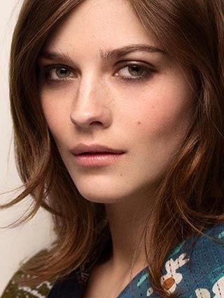 آرایش پاییزی 2015 در شوی فشن بربری