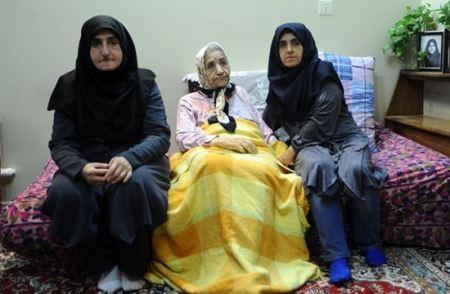متفاوت ترین خانم پرستارهای ایرانی (عکس)