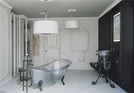 عکس هایی از حمام های مدرن و بسیار زیبا
