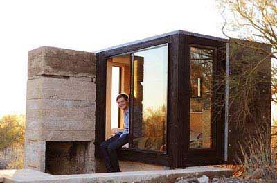 خانه دانشجویی عجیب و دیدنی (عکس)
