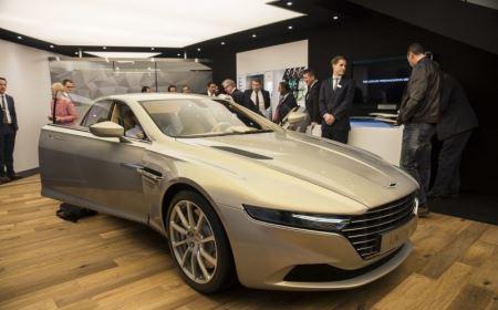 لوکس و جذاب ترین نمایشگاه خودرو ژنو 2015