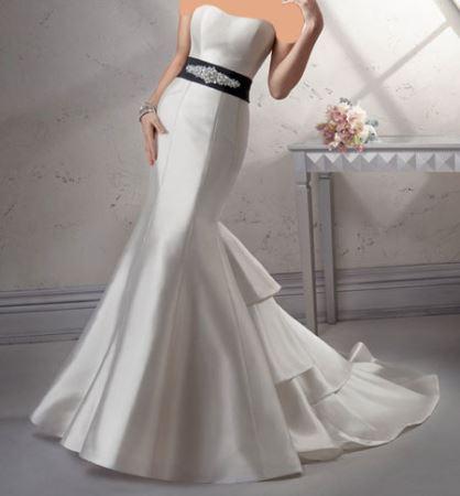 جدیدترین مدل لباس عروس دانتل 2015