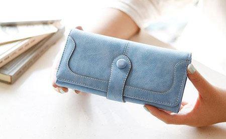 جدیدترین مدل کیف پولی دخترانه سری دوم