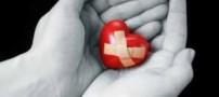 قلب شکسته مرگ شما را تسریع می کند