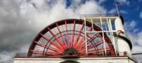 عکس های زیبا از بزرگترین آسیاب آبی جهان