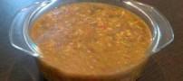 طرز پخت آش آماج (نیشابوری)