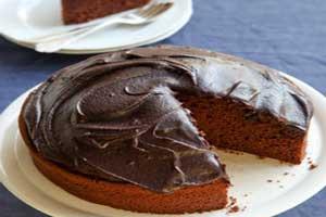 نحوه درست کردن دسر شکلاتی ساده