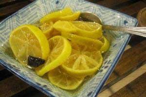 طرز تهیه مربا لیمو ترش بدون پختن!