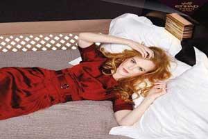 نیکول کیدمن مدل تبلیغاتی شرکت عربی شد! (عکس)