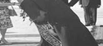 بوسه جنجالی شهردار تهران بر دست همسر رئیس جمهور (عکس)