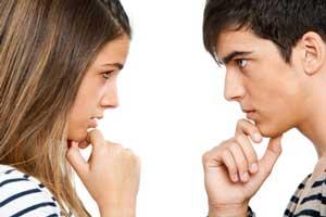 زبان آدم های دروغ گو را بشناسید!!