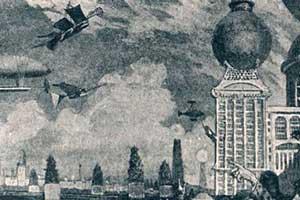 پیش بینی های قرن 18 میلادی از دنیای امروزی ما