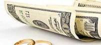 میزان هزینه خواستگاری تا عروسی