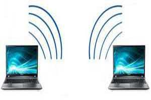 آموزش اتصال دو رایانه از طریق وایرلس