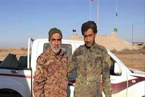 شهادت یکی از عوامل سریال مختار نامه به دست داعش (عکس)