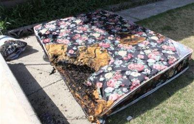 آیفونی که نوجوان 16 ساله را به آتش کشید (عکس)