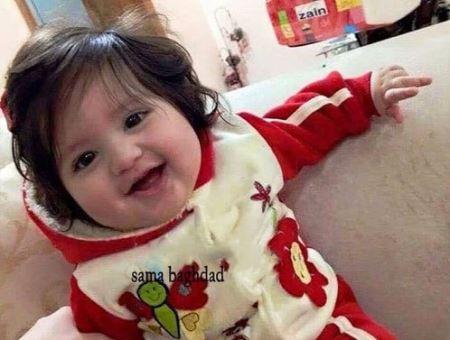 اعدام دختر 2 ساله ! عکس