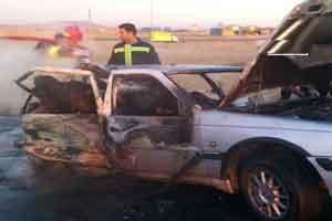 وحشتناک ترین تصادف های 94 در ایران (18- عکس)