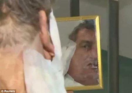 مردی با تومور وحشتناک شش کیلویی در صورتش (عکس)