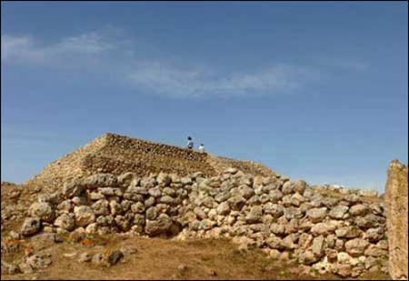 دیدنی و قدیمی ترین بناهای جهان (عکس)