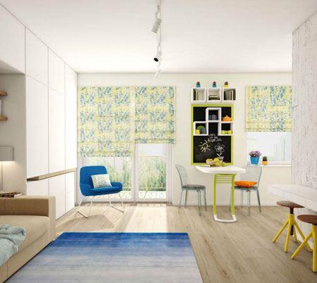 مدل های زیبای ست کردن مبلمان و فرش (عکس)
