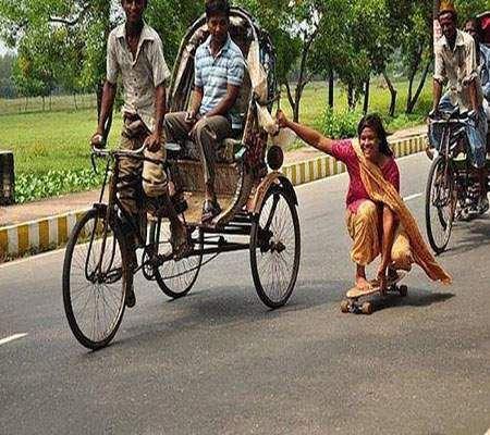 سوژه های داغ و خنده دار هندی ها