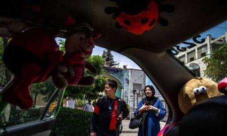 انتخاب بانمک و جالبترین تاکسی در تهران (عکس)