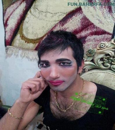 عکس های خنده دار دختران زیبا و جذاب ایرانی