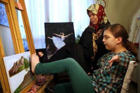 زن ایرانی که جهان را شگفت زده کرد (عکس)