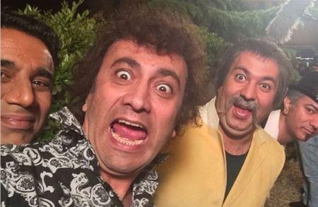 گریم های جالب و جدید بازیگران در حاشیه (عکس)