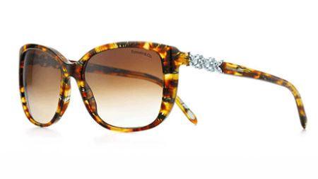 شیک ترین مدل عینک آفتابی زنانه مارک Tiffany & Co