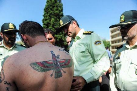 عکس هایی از اراذل و اوباش و مزاحمان نوامیس تهران