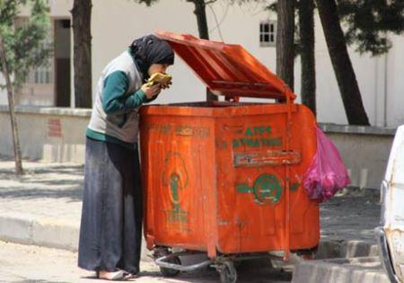 عکس های تکان دهنده از دختر جوان سوری در ترکیه