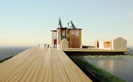 سازه های دیدنی و زیبای اکسپو میلان (عکس)