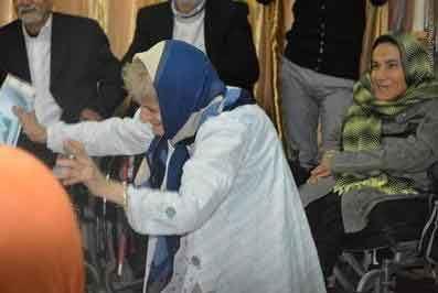 عکس های دیدنی ازدواج فرشتگان زمینی در تهران