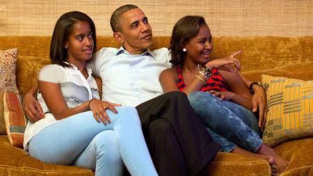 خواستگاری عجیب از دختر اوباما با 150 راس دام! (عکس)
