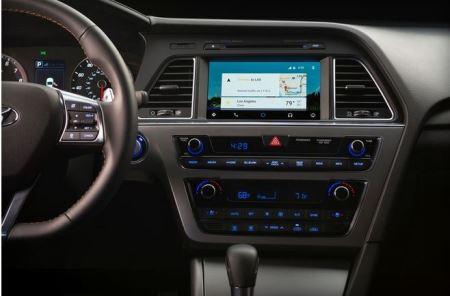 اولین خودروی زیبا و مجهز به Android Auto ! (عکس)