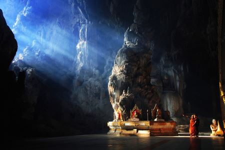 زیبا و باشکوه ترین غارهای جهان (عکس)