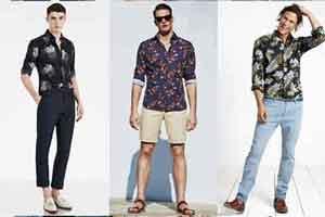 طرز لباس پوشیدن به سبک بوهو برای آقایان (عکس)