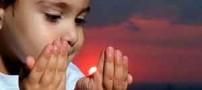 صحبت شیرین خدا و کودک!