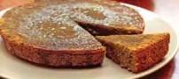 دستور تهیه کیک چای سبز برای لاغری!!