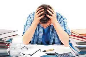 چگونه می توان استرس امتحانات را مدیریت کنیم