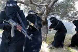 طنز، انتحار زنان داعشی بدون اجازه همسر!