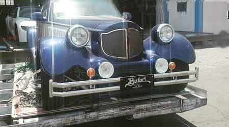 اولین خودروی لوکس امریکایی به ایران وارد شد (عکس)