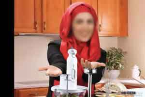 جایگاه نامربوط خانم های ایرانی در آگهی های بازرگانی (عکس)