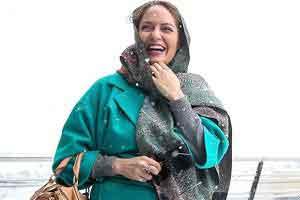 نام عجیب دختر مهناز افشار و اولین عکس از فرزندش