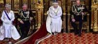 حرکت عاشقانه ملکه انگلیس با شوهرش (عکس )